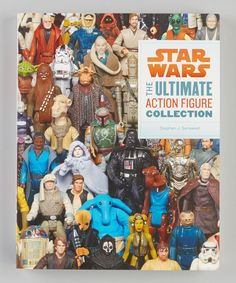 Take a look at this Star Wars: The Ultimate Action Figure Collection Paperback on zulily today!