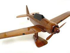 T6 Texan - Premium Wood Designs #Prop #Military #Aircraft premiumwooddesigns.com