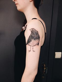 Capitaine Plum tattoo