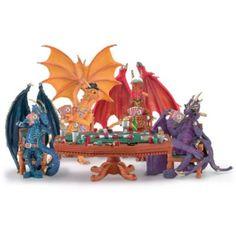 Poker Dragons Hold Em Or Fold Em Figurine Collection