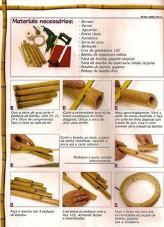 Vancrisk Arteira=): Sino dos ventos de bambu PAP