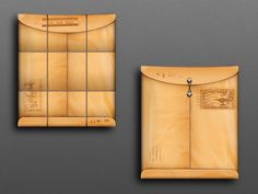 Envelopes - Old Style -