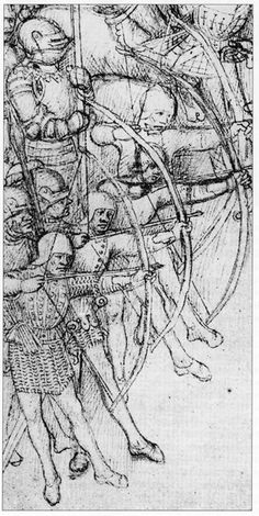Detail, Richard in Combat;The Pageants of Richard Beauchamp. 1480
