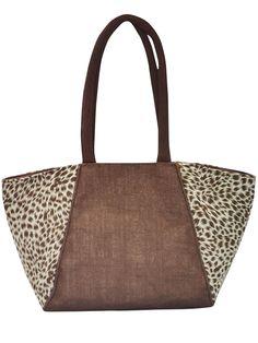 #handbag, #leopardprint #officebag. Get it @ www.earthenme.com