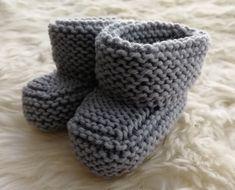 Vauvan neuletossut Novita Baby Wool   Novita knits Slippers, Knits, Wool, Knitting, Baby, Fashion, Moda, Tricot, Fashion Styles