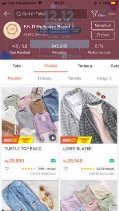 Best Online Clothing Stores, Online Shopping Sites, Online Shopping Clothes, Online Shop Baju, Kpop Fashion Outfits, Instagram Story Ideas, Korean Fashion, Photo Editing, Ootd