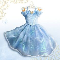 Cheap princess party dress, Buy Quality girl kids clothes directly from China princess party Suppliers: Retail 2017 new Baby Children Clothing Girl Kids Clothes Princess Party Dress With Butterfly Cinderella Cosplay Costume Dresses Cinderella Cosplay, New Cinderella Movie, Cinderella Dress For Girls, Cinderella 2015, Cinderella Princess, Cinderella Ballgown, Princess Palace, Princess Bridal, Cinderella Party