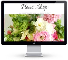 17 Best Florist Websites Images Website Design Your Own