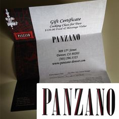 Panzano has donated a cooking class for two for the #bbb16 silent auction! I know my husband and I could use a couple's cooking class. Especially from one that uses local and sustainable ingredients and practices!