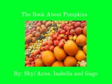 The Book About Pumpkins by Amanda Hennon & Jonathan Smith