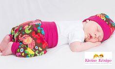 Baby Pumphose Mitwachshose Sterne pink Haremhose Jerseyhose von Kleine K/önige Gr/ö/ße 62//68 Farbe pink-rosa