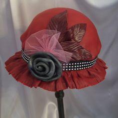 Downton Abbey Hat Cake