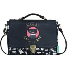 Daydream Cat Small Satchel Bag