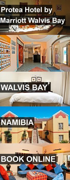 Protea Hotel by Marriott Walvis Bay in Walvis Bay, Namibia. For more information, photos, reviews and best prices please follow the link. #Namibia #WalvisBay #travel #vacation #hotel