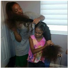 {Grow Lust Worthy Hair FASTER Naturally}        ========================== Go To:   www.HairTriggerr.com ==========================     The Struggle Is REALLLL!!!! ....And She's Probably Tender Headed TOO!!