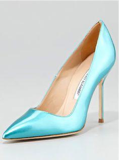Manolo Blahnik | More here: http://mylusciouslife.com/photo-galleries/fashion-on-the-runway-brand-campaigns/  || AcquireGarms.com