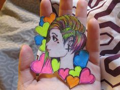 In love with color by just-the-beginning.deviantart.com on @DeviantArt
