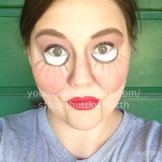 Younique by StacyShutt  Puppet makeup