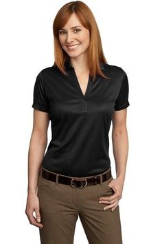 Port Authority Women`s Open Placket Stylish Sport Shirt. L528 $14.95