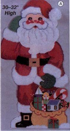 Large Santa 1/7