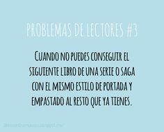 ....ஐ Literatura Juvenil y Adulta ஐ....: Problemas del Lector