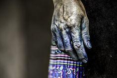 Rehahn - Natural indigo dye, Vietnan lifestyle