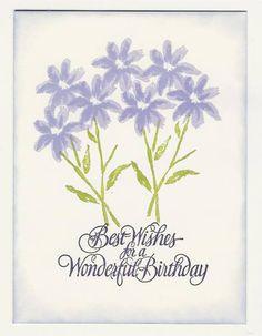 Wonderful Birthday by MelanieW - Cards and Paper Crafts at Splitcoaststampers