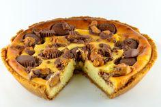 Peanut Butter Cup Cheesecake Recipe