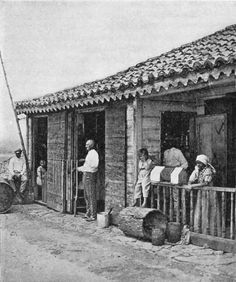 colmado o pulperia 1889-1899