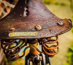 Vintage bicycle by Beverley Goodwin on 500px
