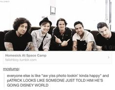 Image result for fall out boy memes
