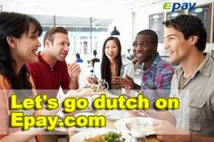 Epay.com AA collection ———To avoid embarrassment on dinner, entertainment,etc.