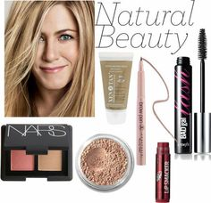 5-Minute Makeup Routine inspired by Jennifer Aniston!