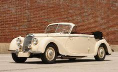 1951 Riley RMD Drophead Coupe