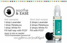 Soothe and ease essential oil blend doterra... please visit…