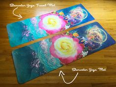 Starwater Yoga Mats by 11:11