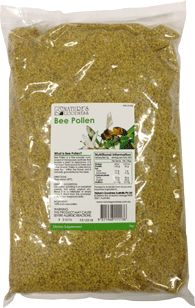 Bee Pollen has been praised for centuries as a useful food source, many regular users attribute their youth and vigour to it.