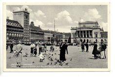 Leipzig  Fotokarte gelaufen 1939