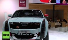 "This Qoros 2 PHEV Concept car is ""inspired"" by Chinese culture"