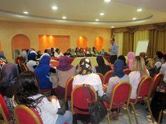 L'égalité avance avec FACE Bizerte-Tunisie & @ARFORGHE 230 femmes sensibilisées à la #mixitemetiers - @FondationFACE
