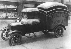 Sillito's delivery truck