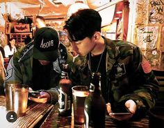 aomg and gray image