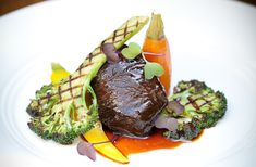 Soy Braised Beef Cheek Recipe | FOUR Magazine
