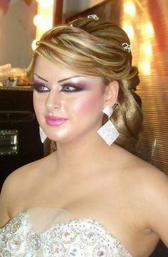 maquillage libanais oriental pour un mariage photo 53 - Maquillage Libanais Mariage
