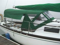 Marine Canvas Sailboat Photos