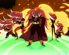 Jasper and the Jaspers