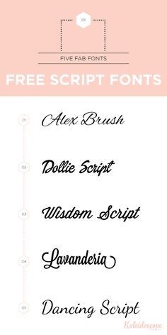 Five-Fab-Fonts-Free-Script-Fonts-Kaleidoscope-Blog