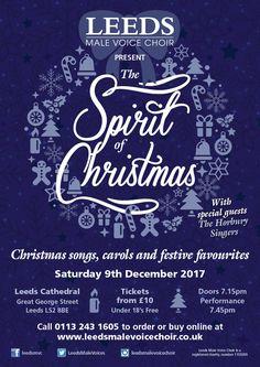 The Spirit of Christmas. December 2017.
