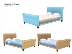 Severinka_'s [Serenity bedroom] Double bed FIX
