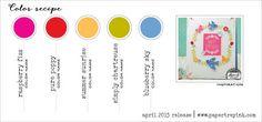 Apr 2015-color-inspiration-1 (raspberry fizz, pure poppy, summer sunrise, simply chartreuse, blueberry sky)